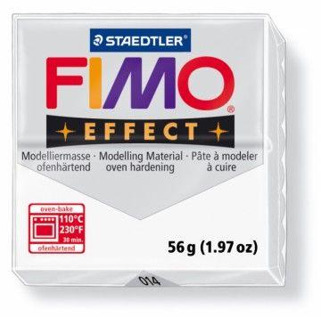 STAEDTLER FIMO effect transparentní 56 g cena od 49 Kč