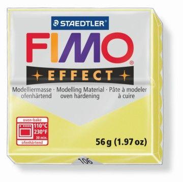 STAEDTLER FIMO effect citrín 56 g cena od 49 Kč
