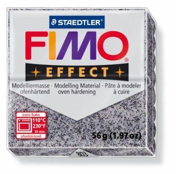 STAEDTLER FIMO effect granit 56 g cena od 49 Kč