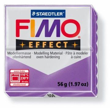 STAEDTLER FIMO effect transparentní fialová 56 g cena od 47 Kč