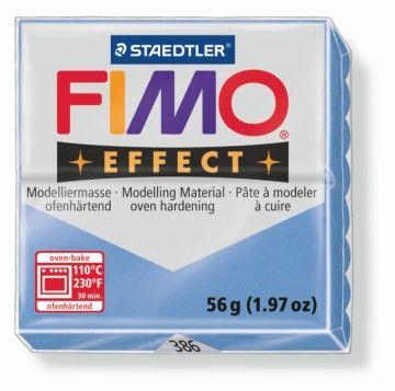 STAEDTLER FIMO effect modrý achát 56 g cena od 49 Kč