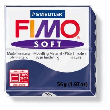 STAEDTLER FIMO soft modro-zelená 56 g