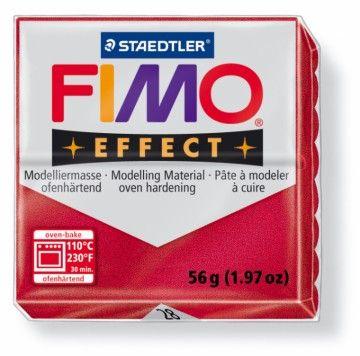 STAEDTLER FIMO effect rubínová 56 g cena od 47 Kč