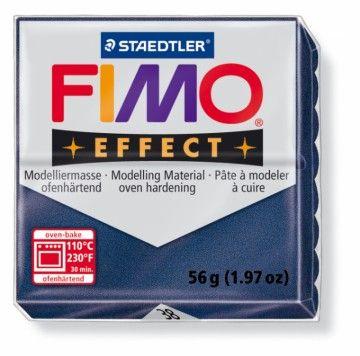 STAEDTLER FIMO effect safírová 56 g cena od 49 Kč