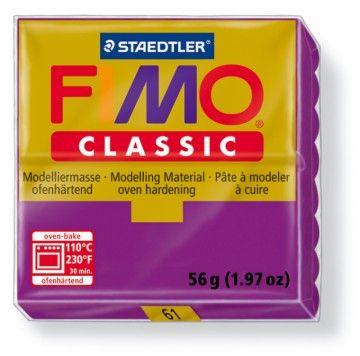 STAEDTLER FIMO classic světle fialová 56 g cena od 64 Kč