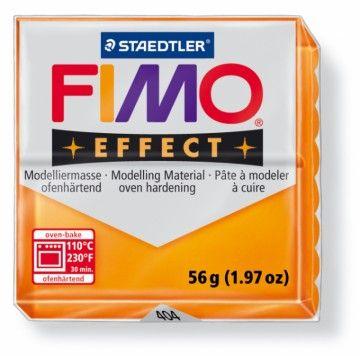 STAEDTLER FIMO effect transparentní oranžová 56 g cena od 49 Kč