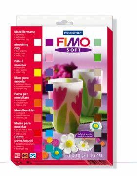 STAEDTLER FIMO soft sada 24 barev