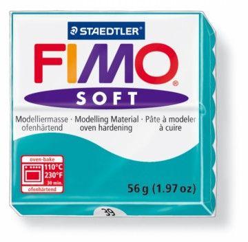 STAEDTLER FIMO soft azurová 56 g cena od 49 Kč