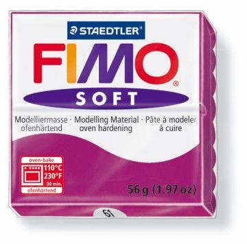 STAEDTLER FIMO soft purpurová 56 g cena od 47 Kč