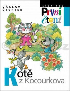 Václav Čtvrtek: Kotě z Kocourkova cena od 135 Kč