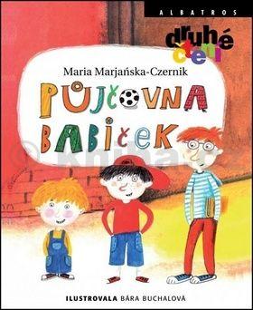 Maria Marjanska-Czernik: Půjčovna babiček cena od 124 Kč