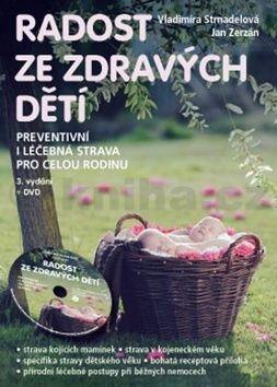 Vladimíra Strnadelová: Radost ze zdravých dětí + DVD cena od 265 Kč