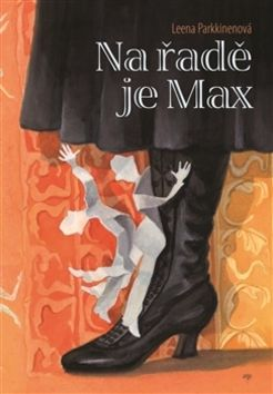 Leena Parkkinenová: Na řadě je Max cena od 239 Kč