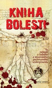 Mark Pocha: Kniha bolesti cena od 218 Kč