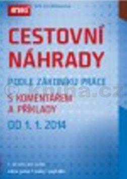 Eva Hofmannová Cestovní náhrady 2014 cena od 225 Kč