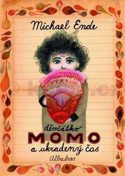 Michael Ende: Děvčátko Momo a ukradený čas cena od 206 Kč