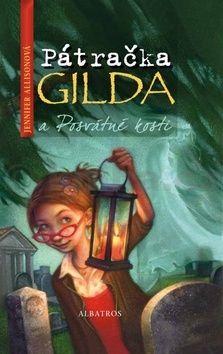 Jennifer Allison: Pátračka Gilda a Posvátné kosti cena od 169 Kč