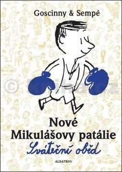 René Goscinny: Nové Mikulášovy patálie Sváteční oběd cena od 128 Kč