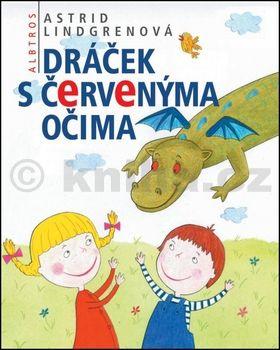 Andrea Tachezy, Astrid Lindgren: Dráček s červenýma očima cena od 151 Kč