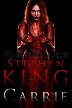 XXL obrazek Stephen King: Carrie