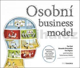 Alexander Osterwalder, Yves Pigneur, Timothy Clark: Osobní business model cena od 271 Kč