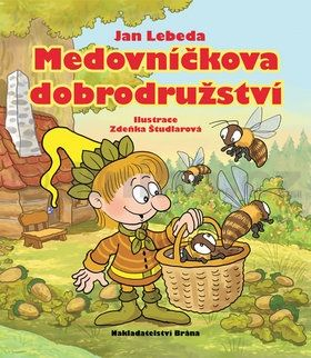 Jan Lebeda: Medovníčkova dobrodružství cena od 200 Kč