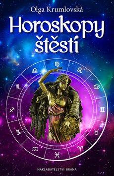 Olga Krumlovská: Horoskopy štěstí cena od 225 Kč