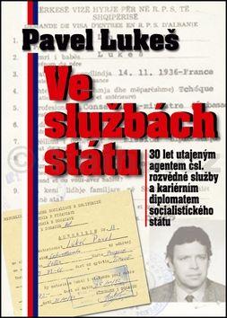 Pavel Lukeš: Ve službách státu cena od 192 Kč