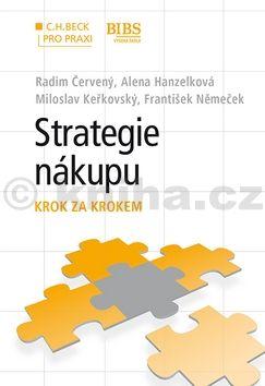 Radim Červený: Strategie řízení nákupu cena od 414 Kč