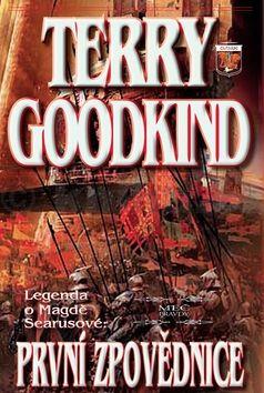 Terry Goodkind: Legenda o Magdě Searusové - První zpovědnice cena od 274 Kč
