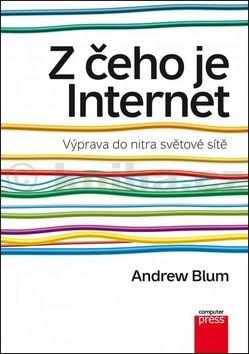 Andrew Blum: Z čeho je Internet cena od 207 Kč