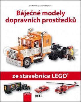 Joachim Klang, Oliver Albrecht: Báječné modely dopravních prostředků ze stavebnice LEGO cena od 169 Kč