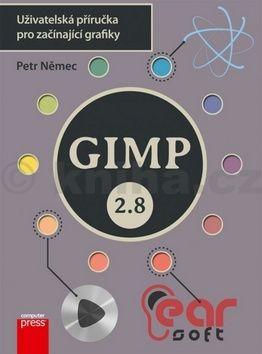 Petr Němec: GIMP 2.8 - Uživatelská příručka pro začínající grafiky cena od 157 Kč