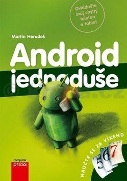 Martin Herodek: Android Jednoduše cena od 169 Kč