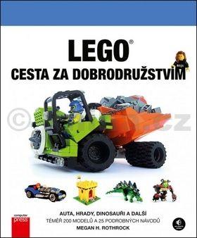 Megan Rothrock: LEGO Cesta za dobrodružstvím 1 cena od 201 Kč