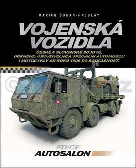 Marián Šuman-Hreblay: Vojenská vozidla cena od 295 Kč