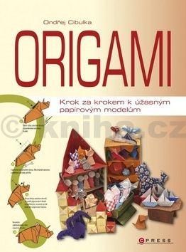 Ondřej Cibulka: Origami cena od 203 Kč
