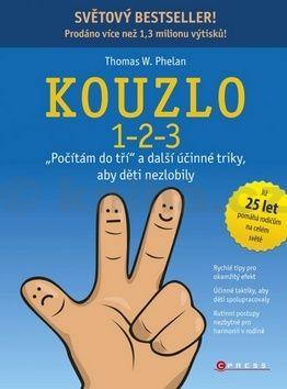 Thomas W. Phelan: Kouzlo 1-2-3 cena od 210 Kč