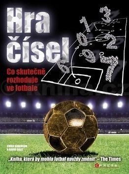 Chris Anderson: Hra čísel - Co skutečně rozhoduje ve fotbale cena od 229 Kč