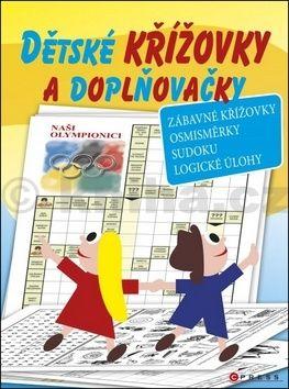 Josef Weiss: Dětské křížovky a doplňovačky cena od 101 Kč