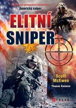 Scott McEwen, Thomas Koloniar: Elitní sniper cena od 281 Kč