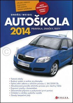 Ondřej Weigel: Autoškola 2014 cena od 68 Kč
