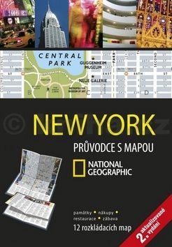 Christine Barrely: New York - Průvodce s mapou cena od 215 Kč