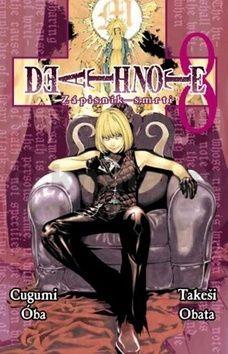 Takeshi Obata, Tsugumi Ohba: Death Note - Zápisník smrti 8 cena od 131 Kč