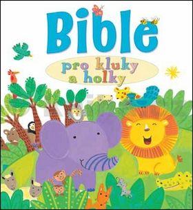 Kay Widdowsonová, Lois Rocková: Bible pro kluky a holky cena od 173 Kč