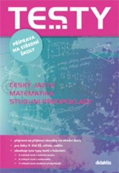 Cizlerová M. a: TESTY – příprava na střední školy cena od 89 Kč
