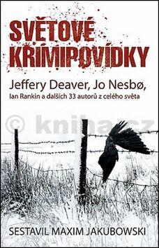 Jeffery Deaver, Ian Rankin, Jo Nesbo: Světové krimipovídky cena od 178 Kč