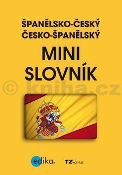 TZ-one: Španělsko-český česko-španělský mini slovník cena od 81 Kč