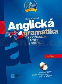 Alena Kuzmová: Anglická gramatika cena od 189 Kč