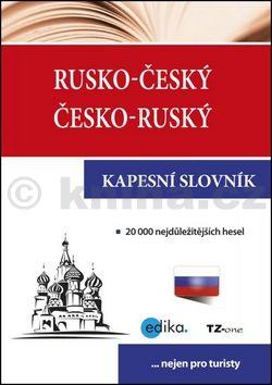 TZ-one: Rusko-český česko-ruský kapesní slovník cena od 136 Kč